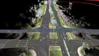 Præcise data for større trafiksikkerhed: Audi advarer hurtigere om glatte veje