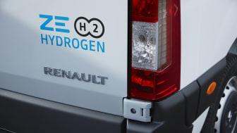 Renault vil være europæisk leder indenfor i brintteknologi