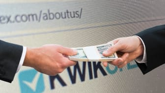 KwikChex.  Who funds them?