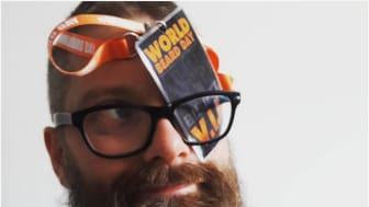 250 VIB-biljetter delas i sociala medier för att samla skägg från hela Skandinavien till största skäggfirandet någonsin!