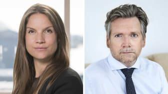 Marie Nipper (fotograf: David Stjernholm) og Mads Roke Clausen (fotograf: Camilla Hey)