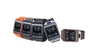 Samsung esitteli uuden sukupolven Gearit