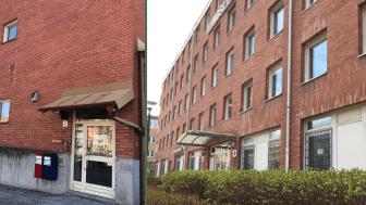 Större och bättre - Callunas nya kontor på Waldenströmsgatan 2 i Gävle respektive Fabriksgatan 13 i Göteborg.