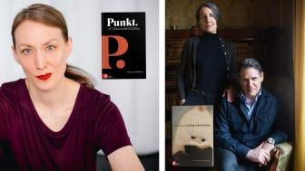 Författarfoto Cecilia Düringer: Marit Solblad. Författarfoto Carin Franzén och Håkan Möller: Sara Mac Key.
