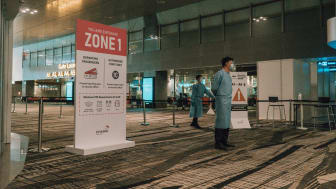 Changi Airport steps up measures to further protect airport workers and keep passengers safe