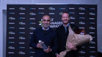 Sweden's Best Managed Companies 2021 WorkShop