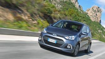 Nye Hyundai i10 vant AUTOBEST 2014