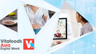 Vitafoods Asia Digital Week 2021
