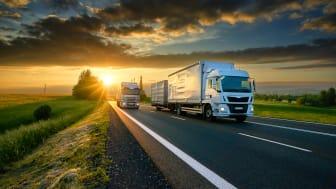 Nu finns möjlighet att mäta under transport och samtidigt se ett fordons position direkt i vår molntjänst. Foto: Shutterstock