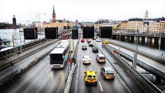 Kilometerskatt för personbilar kan bli verklighet innan 2030