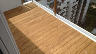 A Better Option For Outdoor Wood Decking