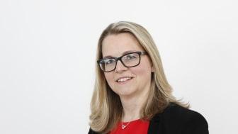 Monica Bellgran ska som professor vara med och bygga upp forskning om hållbar industri och produktionsledning på KTH:s campus i Södertälje.