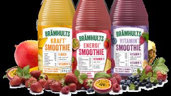 Brämhults smoothie Energi i storpack för hela familjen