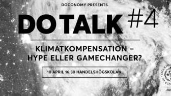 DO Talk #4: Klimatkompensation - hype eller game changer?