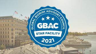 Grand Hôtel får Covid-19-aktuell ackreditering