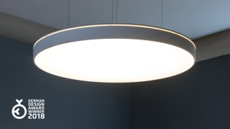 Innovative lighting concept for special requirements.