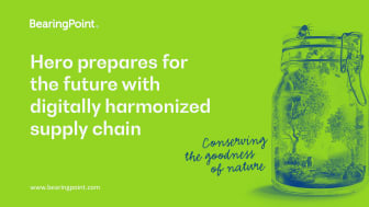 BearingPoint case study: Hero prepares for the future with digitally harmonized supply chain
