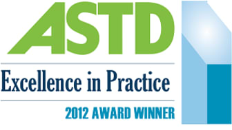 HP and Mercuri International/PMI receives 2012 Excellence in Practice from ASTD