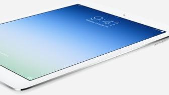 Telenor säljstartar iPad Air och iPad Mini