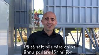 Svenska LantChips först med fossilfri produktion