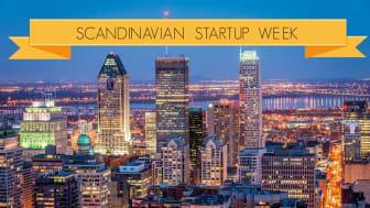 Scandinavian Startup Week arrangeras av BizMaker, Företagsfabriken, Inkubera och Kalmar Science Park.