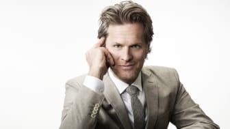Stefan Hyttfors kommer till Fastighetsmässan. Foto: http://www.hyttfors.com/press/