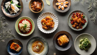 Signature a la carte dishes at Si Chuan Dou Hua Restaurant, PARKROYAL on Beach Road