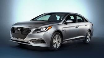 Hyundai viser ny plug-in hybrid i Detroit