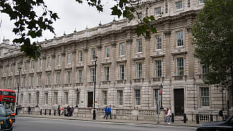 The UK Cabinet Office, image from Wikipedia