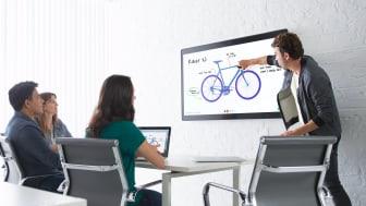 Cisco Spark Board tar död på dåliga mötesupplevelser