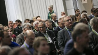 Biogas2020 samlar en mängd aktörer från hela biogasbranschen i Sverige, Norge och Danmark.