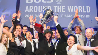 First female world champion: Kate Gerwin crowned Bols Bartending World Champion 2014