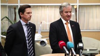 Pressebrief om pilotstrejke i Norwegian Air Norway (NAN)