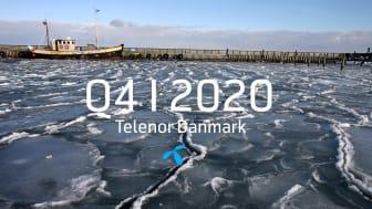 Telenor øger antal kunder og løfter indtjeningen