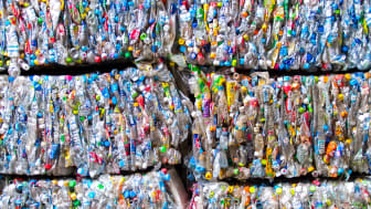 Plastic collected for recycling or landfill (iStock image)