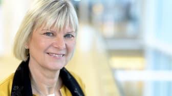 Jytte Lindborg började den 1 januari som skoldirektör och högsta chef för Lunds kommuns förskolor och grundskolor. Foto Kenneth Ruona