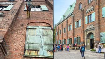 Kronhuset förvandlas till öppen kulturscen