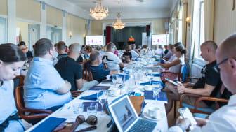 Tunnelmia Kestävä Terveydenhuolto -hankkeen tilaisuudesta SuomiAreenalla 2018