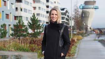 SATSER PÅ OLJE: Heidi Ravndal styrker Sopra Sterias satsing på olje- og gassektoren. Foto: Sanda Andersen
