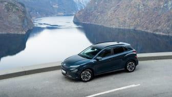 Hyundai KONA Electric. Foto: Hyundai Motor Norway