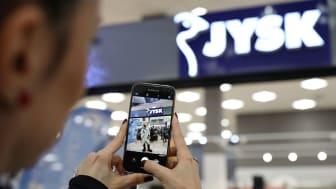 JYSK България отвори своя девети магазин в София
