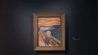 The Scream. Photo: Munchmuseet