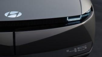 Hyundais konseptbil 45. Foto: Hyundai