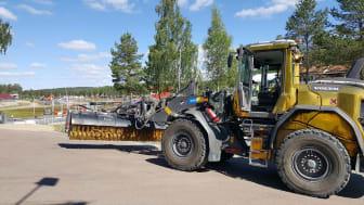 Swecon fortsätter som titelsponsor till Rallycross-VM i Höljes