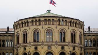 Tyst minut i Nordstan för Norge