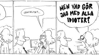 """""""Jäkla Människa"""" - nu även som kurs med Mattias Lundberg som kursledare."""