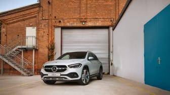 Mercedes-Benz GLA på Norgesturnè - nå i Bodø og Mo i Rana