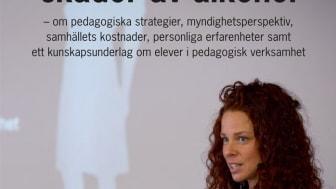 Konferens om Barn och elever med medfödda skador av alkohol i pedagogisk verksamhet