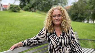 Gabriella Elgenius leder ett forskningsprojekt i Bergsjön i Göteborg som handlar om lokalt inflytande.