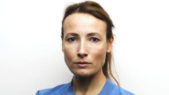 Heidi Stensmyren, ordförande Sveriges läkarförbund. Foto: Johan Knobe